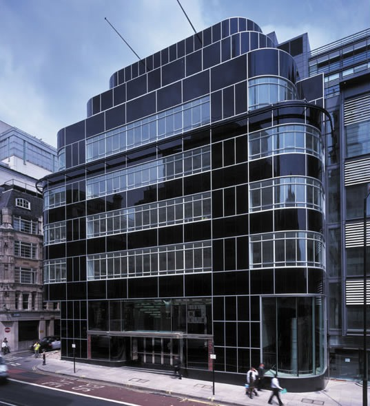 The Daily Express Building, London EC4 - John Robertson ...
