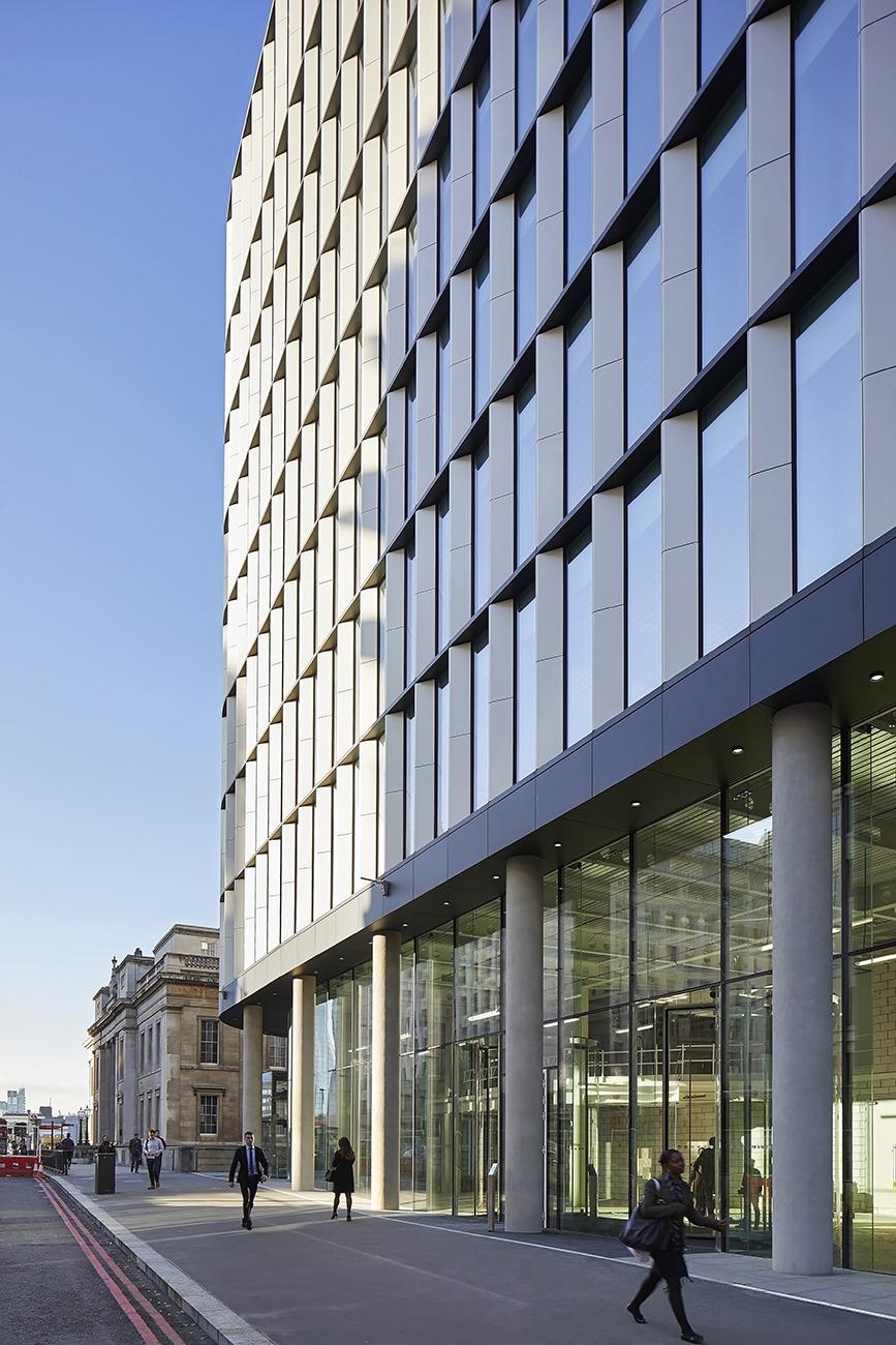 33 King William Street London Ec4 John Robertson Architects
