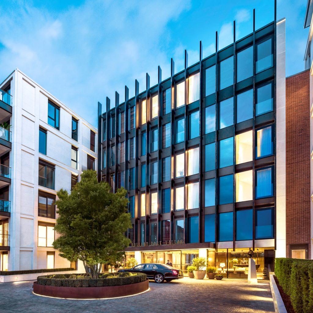 Holland Park Apartments: Holland Park Villas, London W8