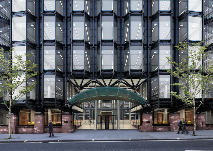 Bracken House London Ec4 John Robertson Architects
