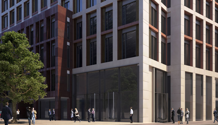 Farringdon west farringdon crossrail oversite development london ec1 john robertson architects - Building a home according to cardinal directions ...