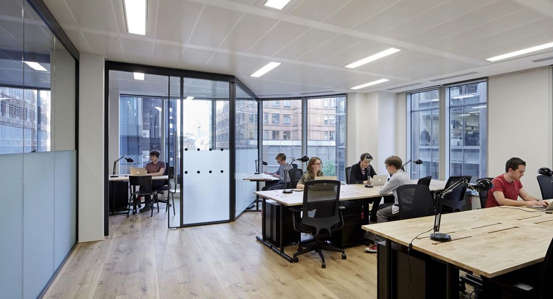 Wework Spitalfields London Ec2 John Robertson Architects