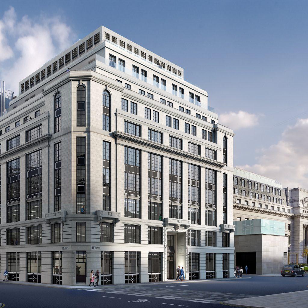 Refurbishing Grade  Listed Building