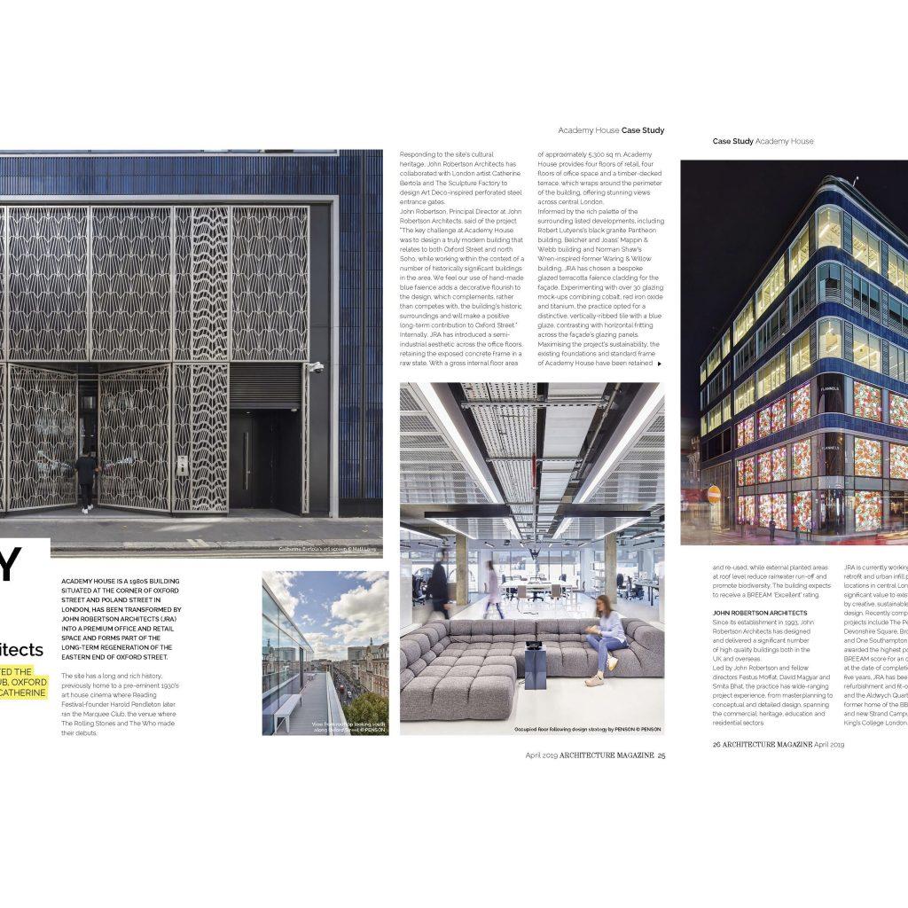 Architecture Mag_Academy House - John Robertson Architects